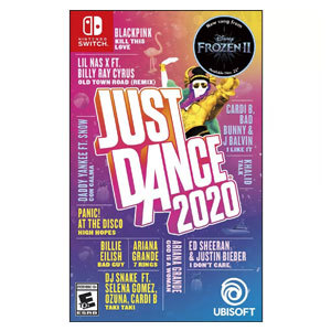 Nintendo Switch Just Dance 2020 from Target photo