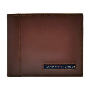 Tommy Hilfiger wallet in tan from Amazon photo