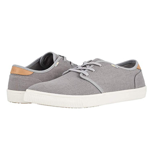 Light gray sneakers by Toms from Zappos photo