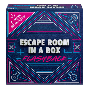 Escape Room In A Box game from Walmart photo