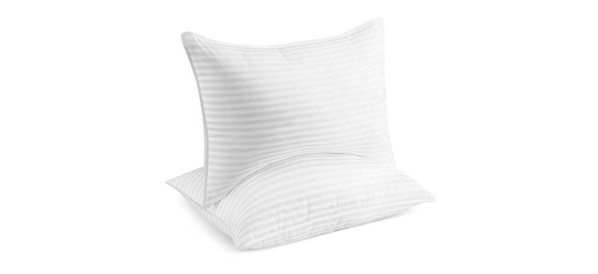 Beckham Hotel Collection Gel Pillow from Amazon photo