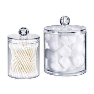 Apothecary jar set of two from Amazon photo