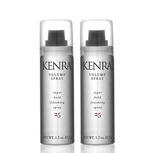 Kenra volume hairspray two-pack from Amazon photo