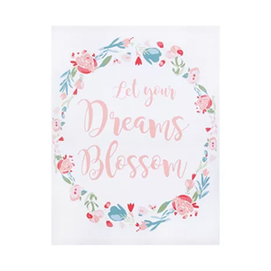 Trend Lab Painterly Floral Canvas Wall Art from Macy's photo