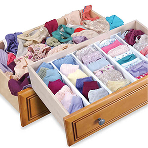 Drawer dividers from BuyBuy Baby photo