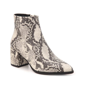 Snakeskin boots from DSW photo