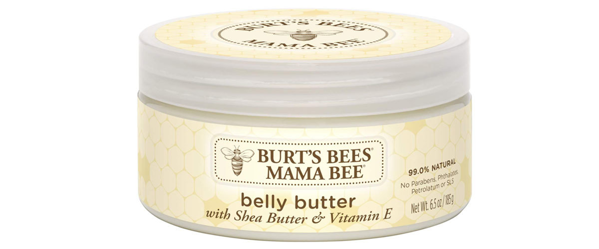 Burt's Bees Mama Bee belly butter from Target photo