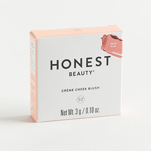 Box of Honest Beauty Creme Cheek Blush from Urban Outfitters photo