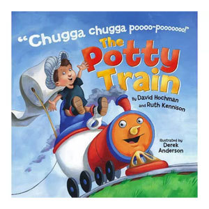 The Potty Train Book from Target photo