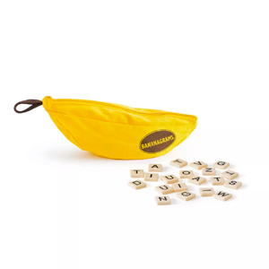 Bananagrams game from Target photo