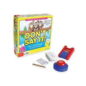 Don't Say It! Game from Bed Bath & Beyond photo