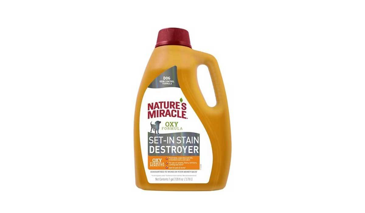 Nature's Miracle Set-In-Stain Destroyer from Chewy photo
