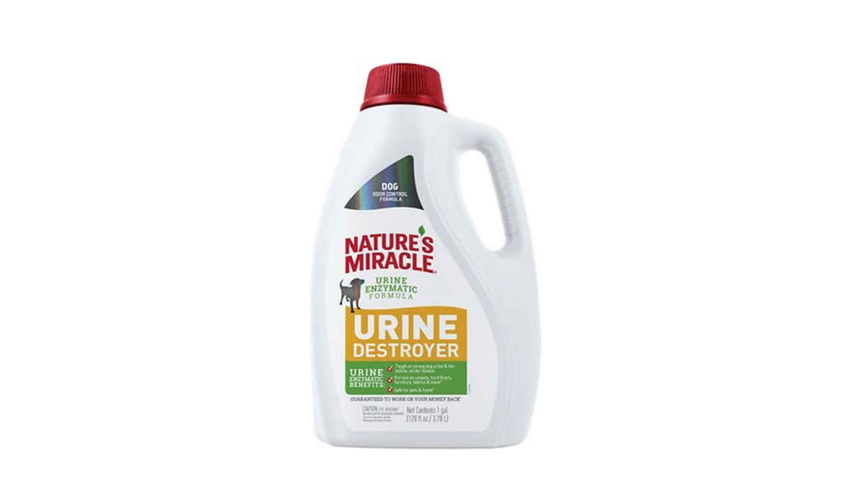 Nature's Miracle Dog Enzymatic Urine Destroyer from Chewy photo
