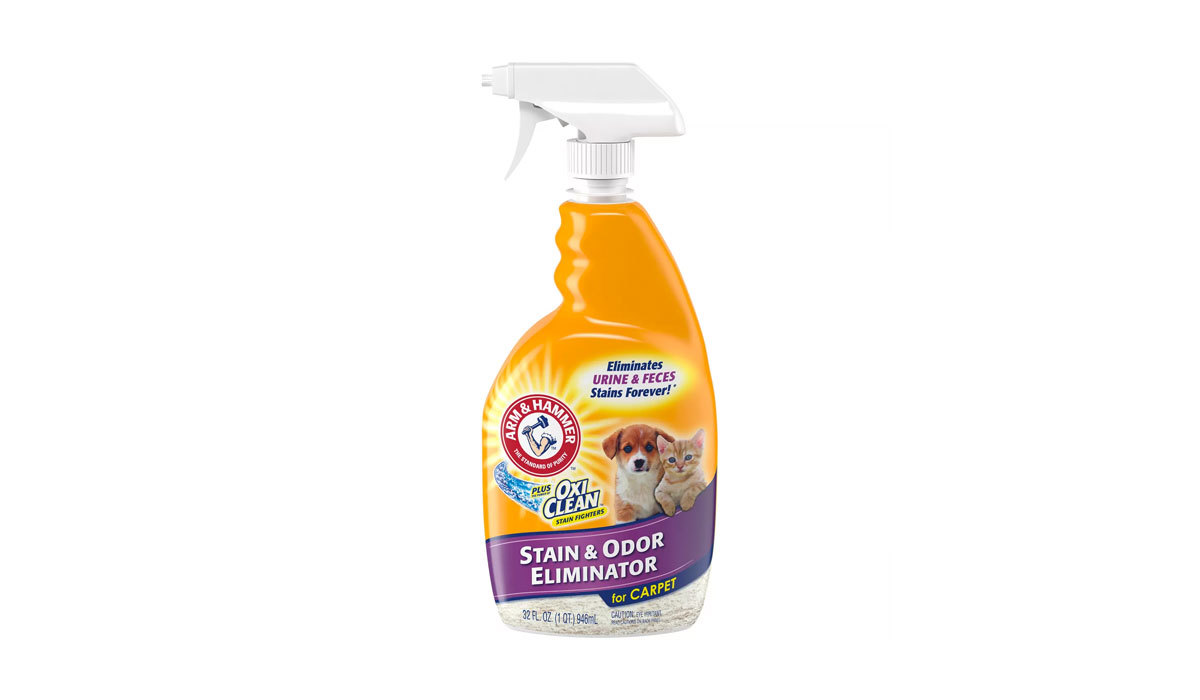 Arm & Hammer Plus Oxiclean Stain and Odor Eliminator from Target photo