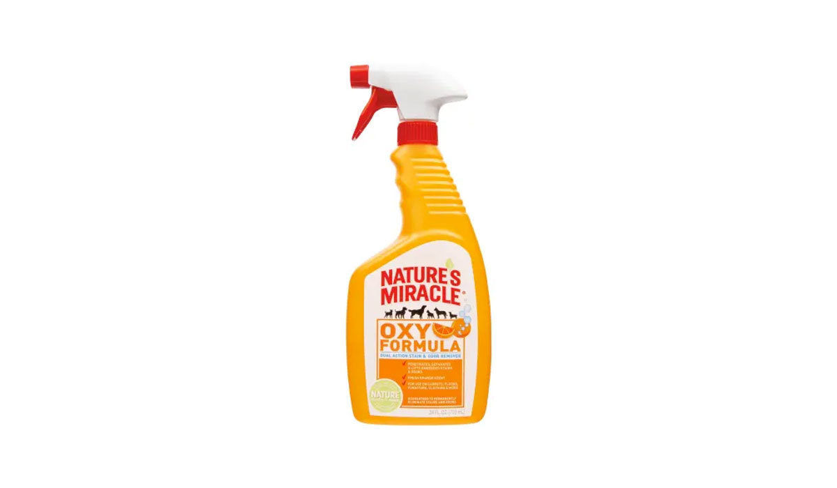 Nature's Miracle Orange-Oxy Power Stain & Odor Remover from Petco photo