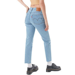 Levi's straight jeans from Urban Outfitters photo