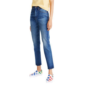 Classic high-rise jeans from Madewell photo