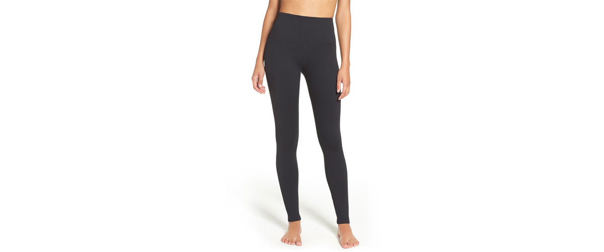 Zella Live In High Waist Leggings from Nordstrom photo