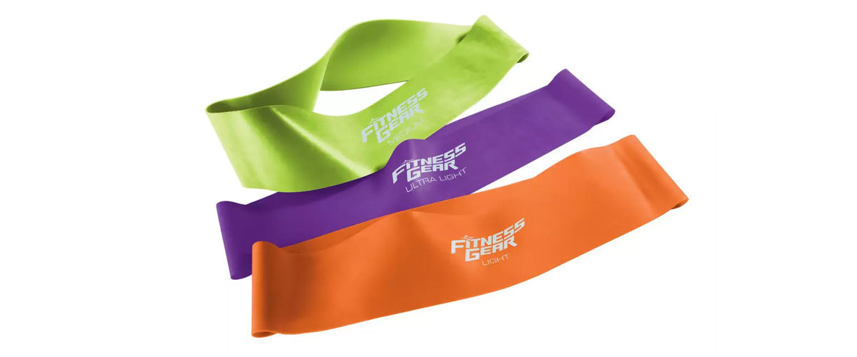 Fitness Gear power bands set of three from Dick's Sporting Goods photo