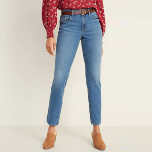 Straight-leg jeans from Old Navy photo