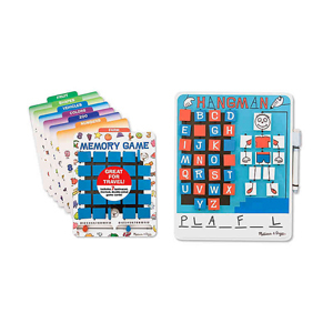 Hangman and memory games from BuyBuyBaby photo