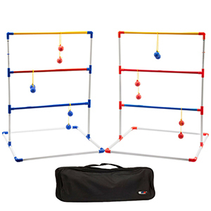 Outdoor ladder toss game from eBay photo