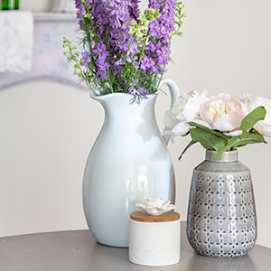 Vase and diffuser from Walmart. photo