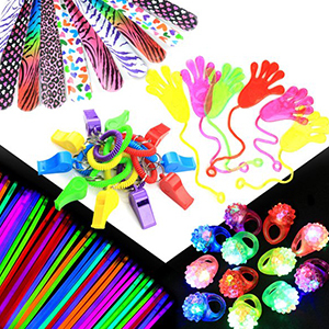 Kids' party favors from walmart photo