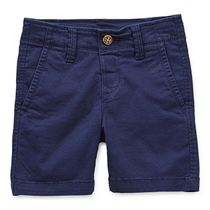 Boys' Chino Shorts From JC Penney photo