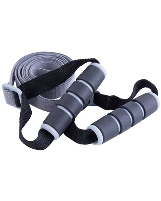 Fuel Elastic Band with Handle, Light Resistance, Gray