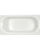 Exceptionnel American Standard Princeton 5 Ft. Right Drain Bathtub In Arctic