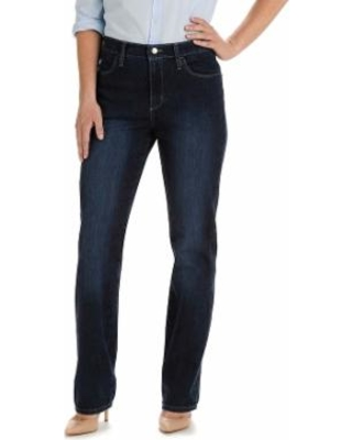 acb767ac Amazing Savings on Women's Lee Relaxed Fit Straight Leg Jeans, Size ...