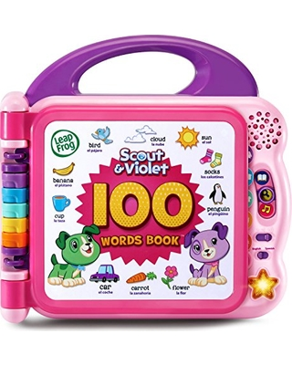 Heres A Great Price On Leapfrog Scout And Violet 100 Words Book