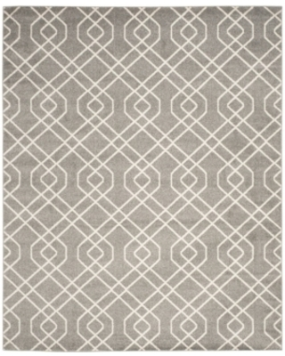 Safavieh Amherst Gray and Ivory 8' x 10' Area Rug