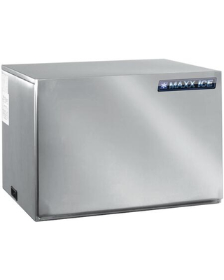 """MIM615H 30"""" Modular Ice Maker with 615 lbs. Daily Ice Production Stainless Steel Exterior and Air Cooled Compressor in Stainless"""