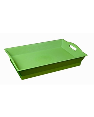 Little Butler Small Serving Tray pack of 6 Key Lime