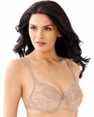 42133846a8a49 New Savings on Bali Bras  Lace Desire Lightly Lined Underwire Bra ...