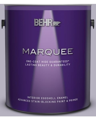BEHR MARQUEE 1 gal. #N560-2 Coveted Gem Eggshell Enamel Interior Paint and Primer in One