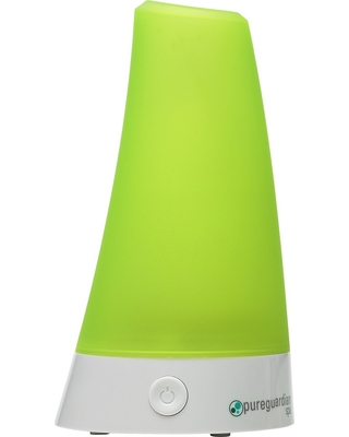 SPA101 Ultrasonic Cool Mist Aromatherapy Essential Oil Diffuser - PureGuardian, Green