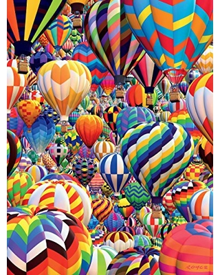 Ceaco Perfect Piece Count Puzzle - Balloons