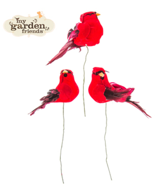 d7c97e17391c8 Great Deal on Red Natural Cardinal Feather Birds