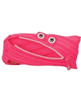 Monster Pencil Case - Pink