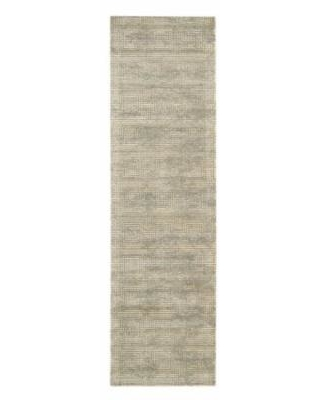 Calvin Klein Home Maya Pasha Mineral Area Rug by Nourison - Nourison MAY01