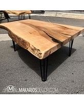 Wood And Glass Coffee Table Spring Specials Bhgcom Shop