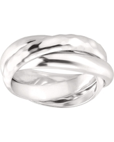 Silpada 'Showtime' Sterling Silver Ring, Size 6