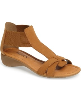 Women's The Flexx 'Band Together' Sandal, Size 7.5 M - Brown