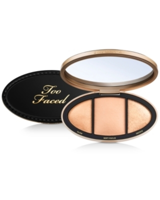 Too Faced Born This Way Turn Up The Light Highlighting Palette