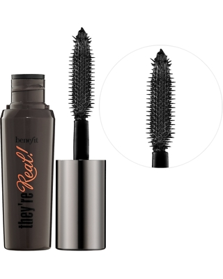 Benefit Cosmetics They're Real! Lengthening & Volumizing Mascara Mini 0.14 oz/ 4.0 g