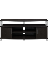 "Kimmel TV Stand for TVs up to 50"" Wide - Espresso - Room & Joy"