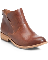 Kork-Ease(R) Ryder Ankle Boot, Size 6.5 in Rum Leather at Nordstrom